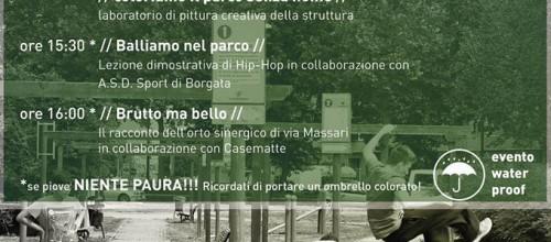 Progetto LaB_Laboratorio di Borgata – PARCO SENZA NOME