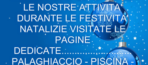 SPECIALE FESTE IN MASSARI