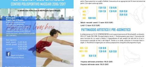 CORSI PATTINAGGIO  2° TURNO 2016-2017