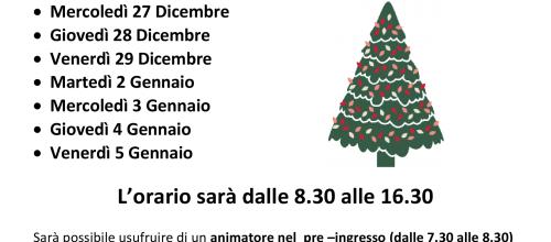 Villaggio di Natale 2017-2018