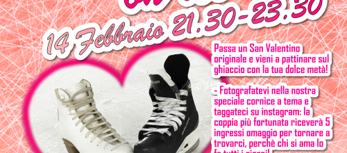 ❤   SAN VALENTINO ON ICE  ❤