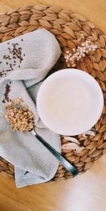 spuntino yogurt cereali