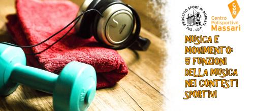 5 Funzioni Della Musica Nello Sport